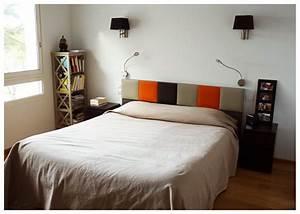 Applique Murale Tete De Lit : t te de lit murale sur mesure mobilier les pieds sur la table ~ Teatrodelosmanantiales.com Idées de Décoration