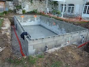 les 25 meilleures idees de la categorie piscine hors sol With marvelous construction piscine hors sol en beton 15 bloc piscine