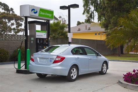 Honda Pulls Plug On Civic Cng