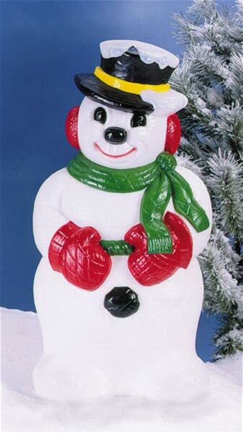 harvison blog plastic snowman
