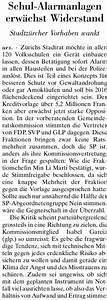 Notenschlüssel Online Berechnen : schule schweiz umstrittene alarmanlagen ~ Themetempest.com Abrechnung