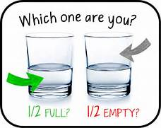 Is The Glass Half Full or Is It Half Empty? - TEAM Hughes Real Estate ...