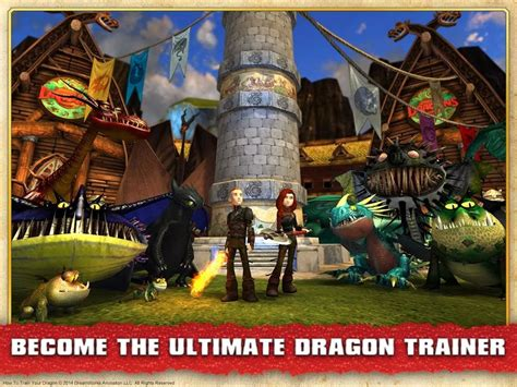 school  dragons games  android