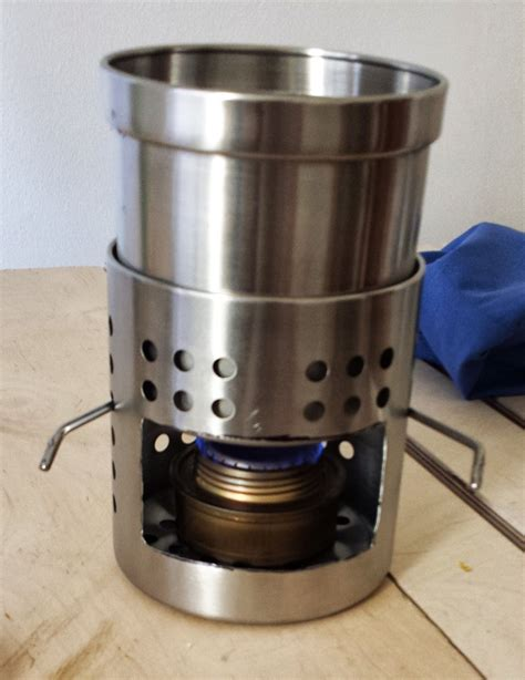 ikea wood burneralcohol stove outdoors pinterest