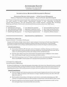 international business resume objective international With business resume