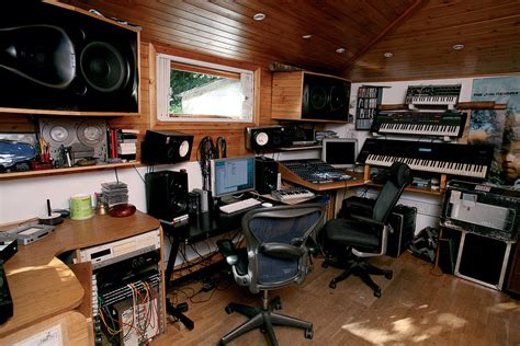 Home Design Studio With Others Home Studio Wooden Ceiling