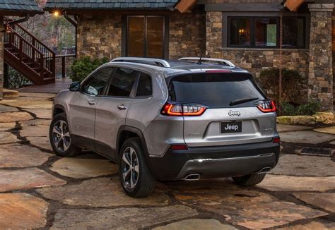 2019 Jeep Cherokee Revealed Ahead Detroit Debut