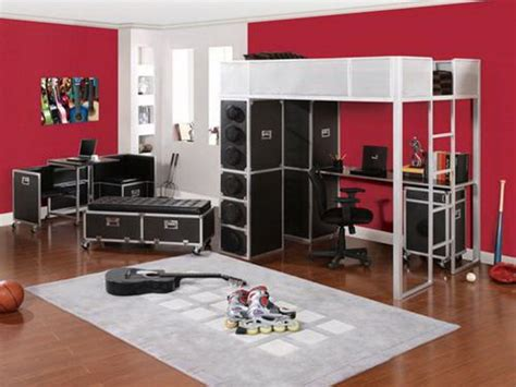 cool  themed bedroom designs   lover