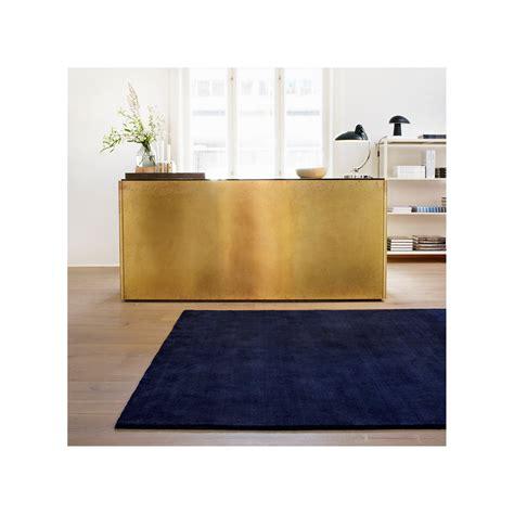tapis bambou terre bleu arne concept