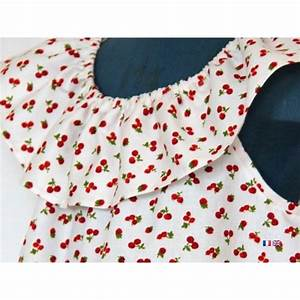 pattern of a cherry dress for little girls video sewing With patron robe fillette 4 ans