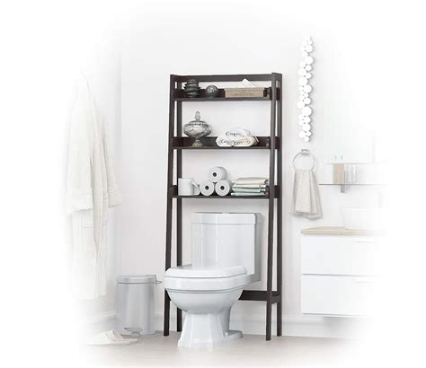 utex  shelf bathroom organizer   toilet bathroom