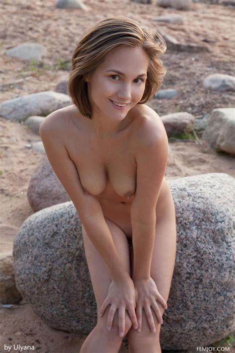 Petite Naked Beach Hottie