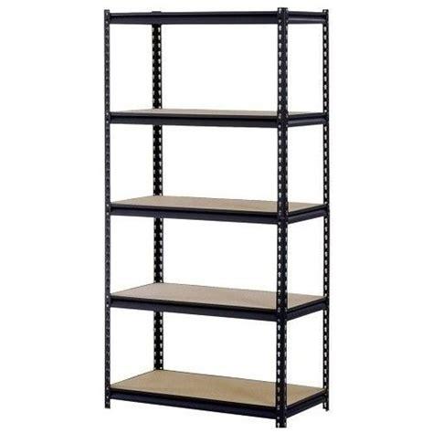 shelving unit storage  rack garage metal steel heavy duty