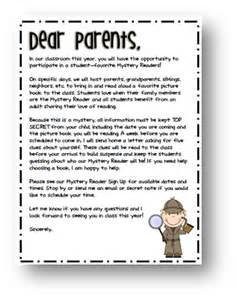 post classroom teacher introduction letter