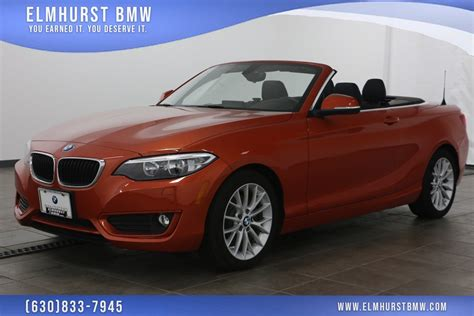 Certified Bmw by Certified Pre Owned 2015 Bmw 2 Series 228i Xdrive