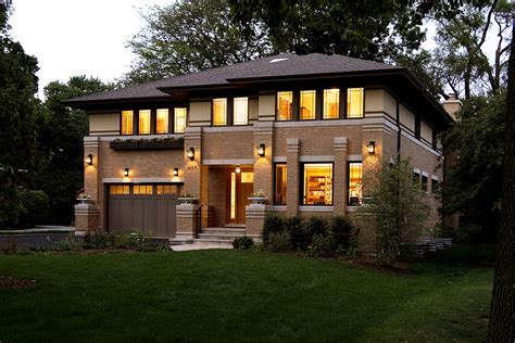 frank lloyd wright inspired home plans residential gallery prairiearchitect