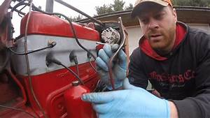1947 Farmall M Episode 26  12 Volt Conversion  U0026 100th Episode
