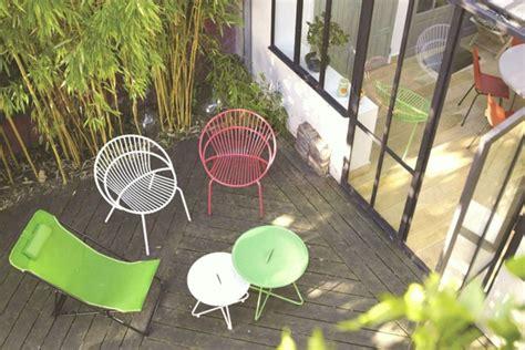 salon de jardin colore un salon de jardin color 233 joli place
