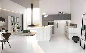 Küche Grau Weiß : wohnk che streichen ideen ~ Michelbontemps.com Haus und Dekorationen