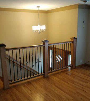 red oak railing system woodworking blog