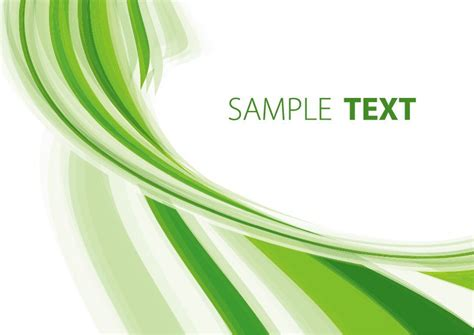 green abstract background vector  vector graphics