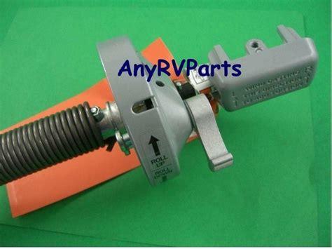 ae dometic  rv awning torsion assembly std  ebay