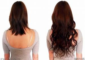 Buy Curly Clip In Human Hair Extensions AiryHair