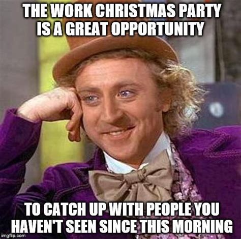 work christmas lunch memes get your groove on with these 20 office memes fairygodboss