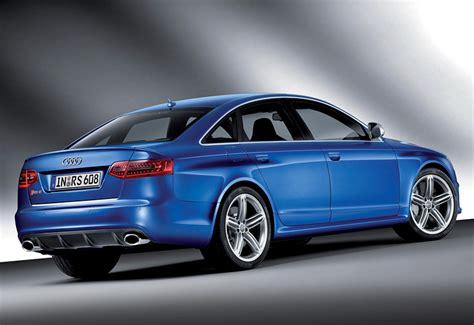 Audi Rs 6 C6 Top Speed by 2008 Audi Rs6 Sedan 4f C6 Specifications Photo Price