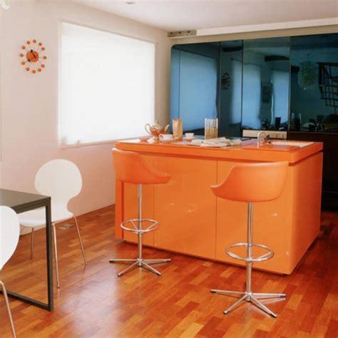 orange kitchen island 125 awesome kitchen island design ideas digsdigs 1219