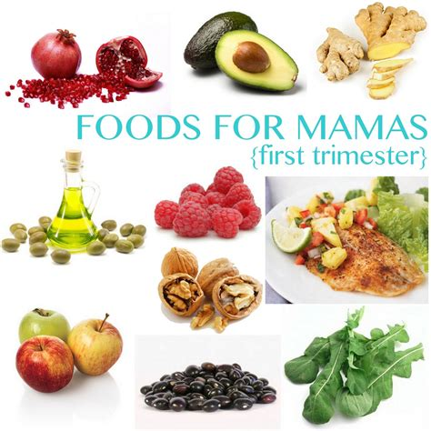 What To Eat In Your First Trimester Or Any Time Yummy