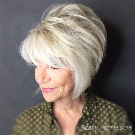 Modern Hairstyles For 50s by 80 Best Hairstyles For 50 To Look Younger In 2019