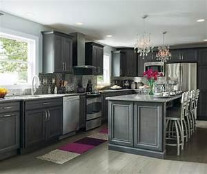 gray kitchen cabinets 874
