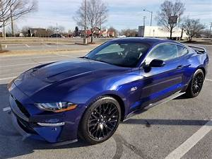 Kona Blue 2015 Ford Mustang