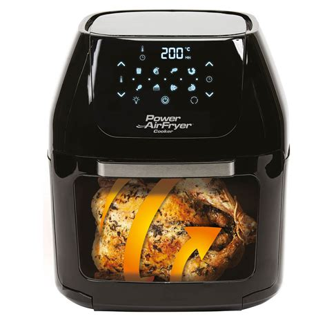 fryer air power cooker oven multi express function portable vv electric star