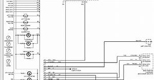 System Schematic 1997 Chevrolet Malibu Instrument Cluster