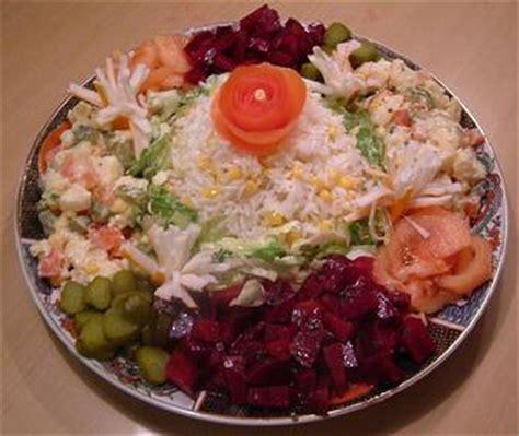 cuisine marocaine salade salade recettes de cuisine salades marocaine