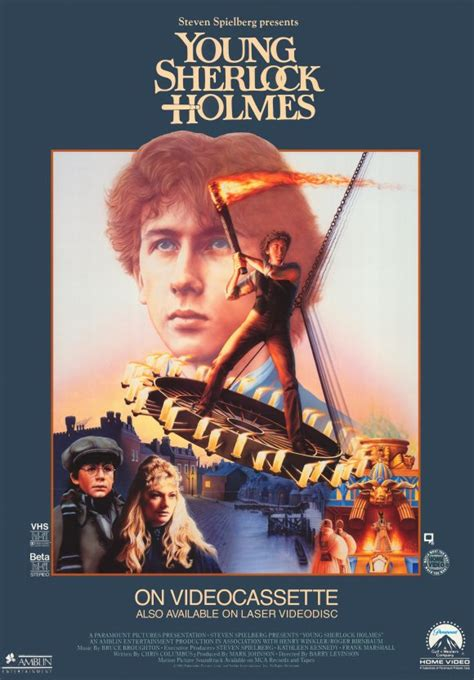 review young sherlock holmes  lolo loves