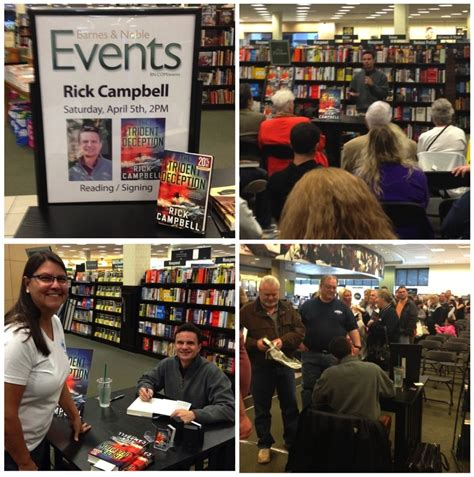 barnes and noble silverdale author rick cbell events