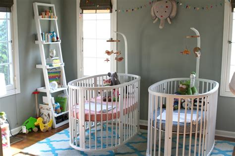 Kinderzimmer Mädchen Zwillinge by Gallery Roundup Boy Nurseries