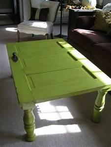 Tisch Aus Alter Tür : 20 ideen f r handgemachte m bel und dekorationen aus alten ~ Lizthompson.info Haus und Dekorationen