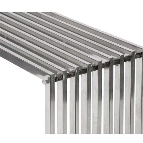 Chrome Bedroom Table Ls ny ny chrome metal console table bedroom company