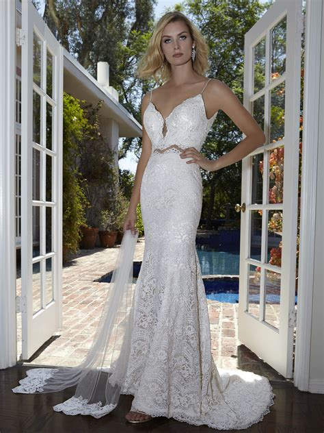 Couture Damour Bridal Dresses   Style - D8157 in Champagne ...