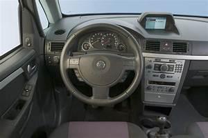 2009 Opel Meriva Image HttpswwwconceptcarzcomimagesOpelOpel Meriva Interior Image 2009