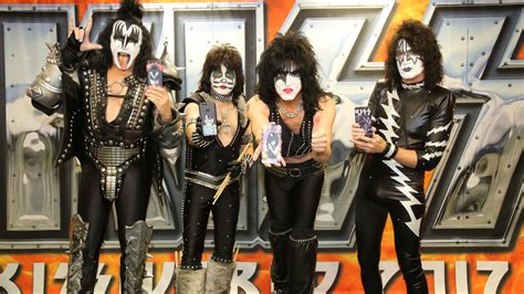 Kiss Frontman Gene Simmons On New Live Case Designs And