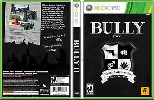 Bully 2 Xbox 360 Box Art Cover by Adecool