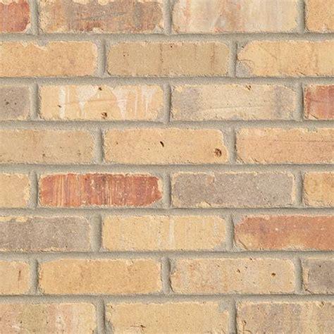 home depot brick tile interior brick veneer made from real bricks from