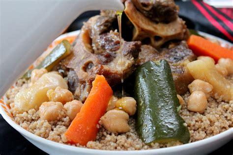 cuisine kabyle couscous berbère couscous à la semoule d orge les joyaux de sherazade