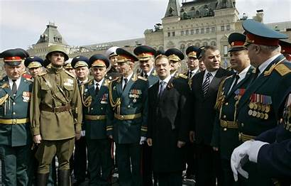 Medvedev Dmitry Officers Soldiers Military Holiday вконтакте