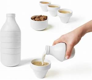 Service Tasse à Café : service caf withmilk empilable 4 tasses bol pot ~ Teatrodelosmanantiales.com Idées de Décoration